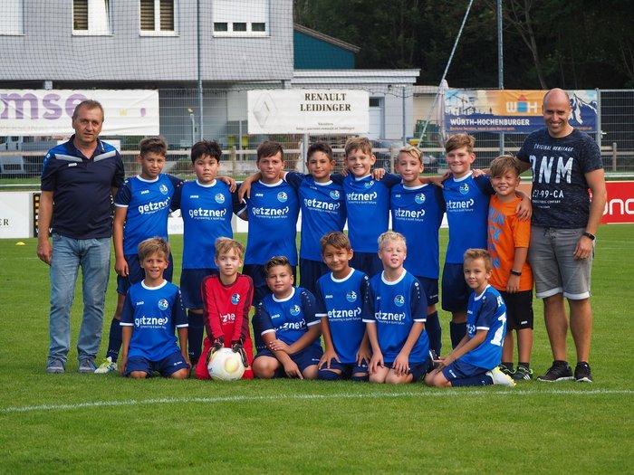 U11 FC Nenzing 2018-2019