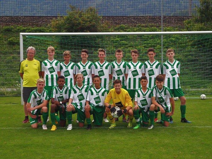 U16 FC Nenzing 2018-2019