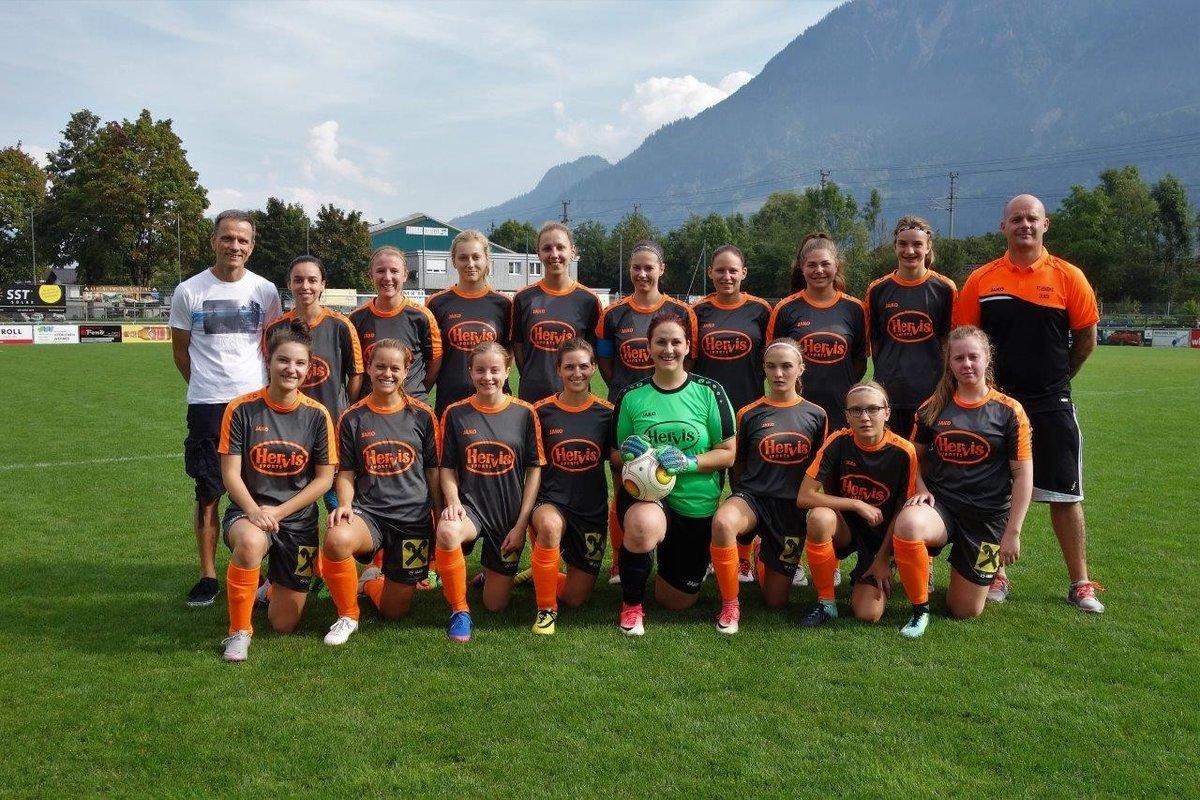 FC Nenzing Damenmannschaft