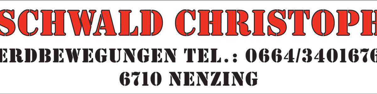 Schwald Christoph - Erdbewegungen