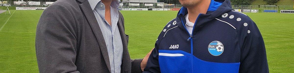 Rene Wachter ist neuer Trainer