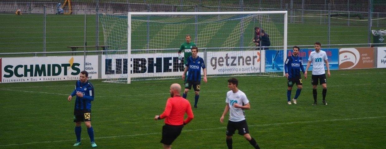 unglückliches 0 : 3 gegen Wolfurt